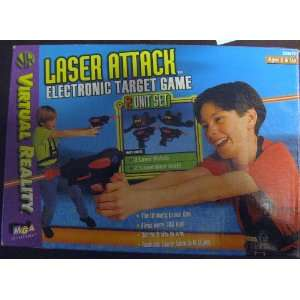 Laser Tag   2 Player Laser Attack Electronic Target Game