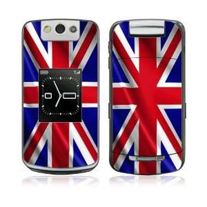 Flag Decorative Skin Cover Decal Sticker for BlackBerry Pearl