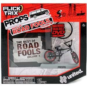 Flick Trix Props Best of Road Fools Volume 4 [united] Toys & Games