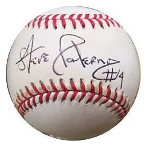 Steve Palermo Autographed / Signed Baseball Sports