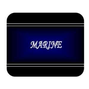Job Occupation   Marine Mouse Pad