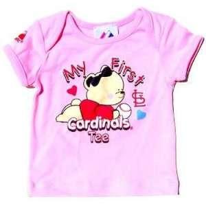 St. Louis Cardinals My First Love Cardinals Tshirt