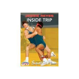 Moves Series Jessie Reyes   Inside Trip (DVD) Sports & Outdoors