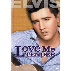 Love Me Tender: Richard Egan, Debra Paget, Elvis Presley