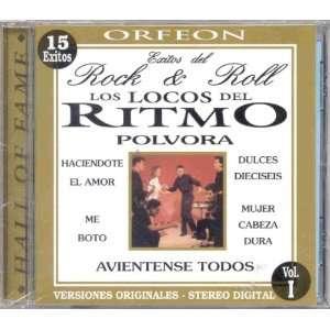 EXITOS DEL ROCK & ROLL POLVORA LOS LOCOS DEL RITMO Music