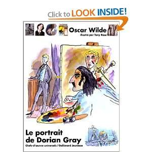 Le portrait de dorian gray (French Edition) (9782070540129