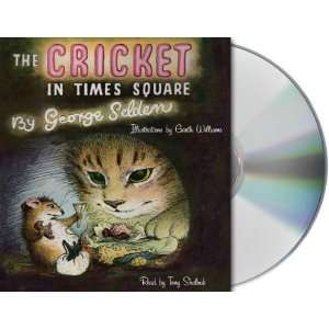 The Cricket in Times Square [Audio CD]