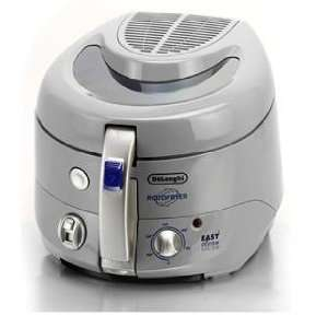 DeLonghi F18316S Roto Fryer with Easy Clean System, Silver .co