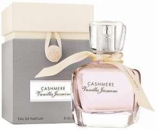 Cashmere Vanilla Jasmine by Victorias Secret Perfume for Women 1.0 oz