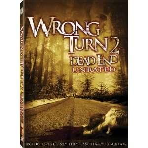 Wrong Turn 2: Dead End (Unrated): Erica Leerhsen, Henry