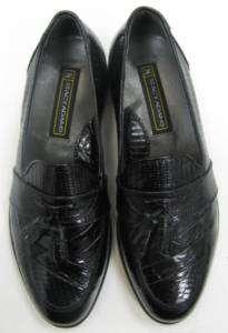 NWOB Stacy Adams Santana Snake Skin Shoes  Size 7.5