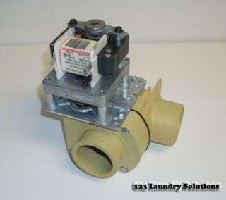 Load Washer 90 degree 2  Drain Valve 220v P/N 209/00256/00