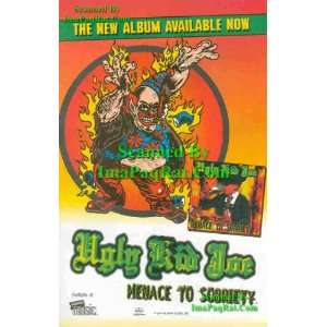Ugly Kid Joe: Menace to Sobriety: Evil Clown: Great Original Album