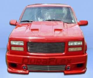 GMC Yukon Extreme Dimensions Duraflex Fiberglass Phantom Front Bumper