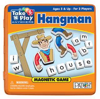 Take N Play Anywhere™ Hangman  Patch Products