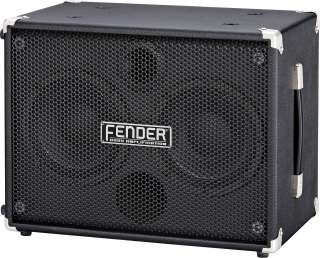 Fender Rumble 2x8 Bass Guitar Amplifier Speaker Cabinet  224 7008 020