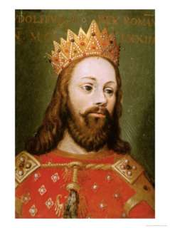 Rudolf I Uncrowned Holy Roman Emperor, Founder of the Hapsburg Dynasty
