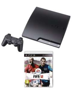 Playstation 3 160Gb Console with FIFA 12  Very.co.uk