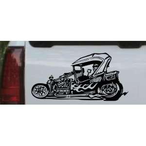 Rat Hot Rod Garage Decals Car Window Wall Laptop Decal