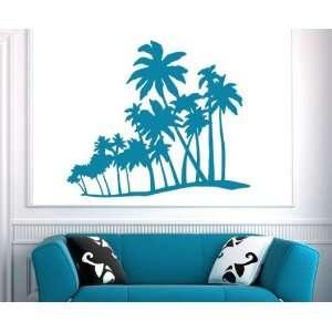 Trees Palm Tree NS009 Vinyl Decal Wall Art Sticker Mural