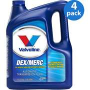 Valvoline Dexron / Mercon Automatic Transmission Fluid 4 ct