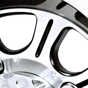 New 12X7 4x110 RACELINE ATV OHV Black Wheels/Rims