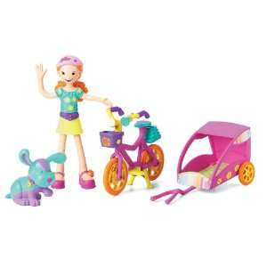 Manhattan Toy Groovy Girls Pedal Pushin Bicycle Set Toys & Games
