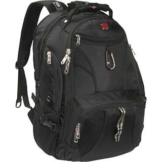 SwissGear Travel Gear ScanSmart Backpack   Black