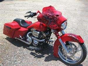 23 Inch Custom Motorcycle Wheel 4 Harley Touring Bagger