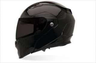 Bell Revolver Gloss Black Solid Modular Motorcycle helmet XLarge XL