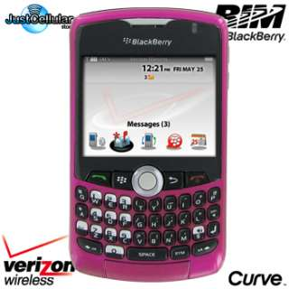 NEW BlackBerry Curve 8330 No Contract VERIZON HOT PINK 843163037618