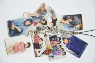 FT ISLAND Boy Band Mobile/Cell Phone Strap Keychain N5