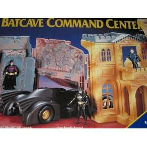 Batman The Animated Series Batcave Command Center Playset Toys