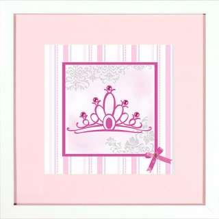 Disney Princess Crown I Wall Decor Kids & Teen Rooms