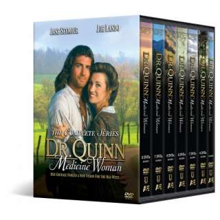 Dr. Quinn Medicine Woman The Complete Series Boxed DVD Set SEASON 1 2