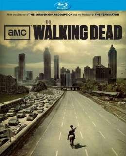 The Walking Dead Season 1 Blu Ray 013132264790
