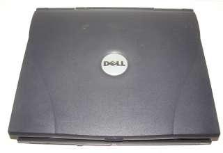 Dell Laptop Computer model Latitude 800 PP01X Broken
