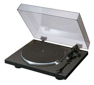 Denon DP 300F Fully Automatic Analog Turntable 081757506915