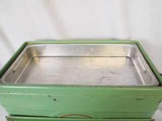 Nice! Vintage Dr. Pepper Metal Ice chest/ Cooler