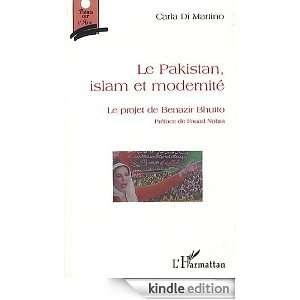 Le Pakistan, islam et modernite : Le projet de Benazir Bhutto (Points
