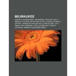 Candice Michelle, Jeffrey Dahmer, Milwaukee Mile (Spanish Edition