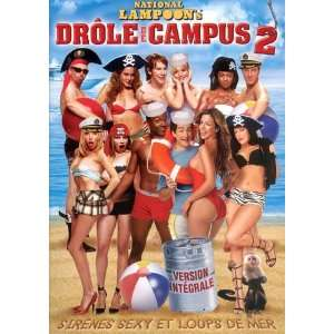 National Lampoons Drole De Campus 2 DVD: Danielle Fishel