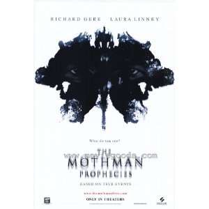 The Mothman Prophecies (2002) 27 x 40 Movie Poster Style A