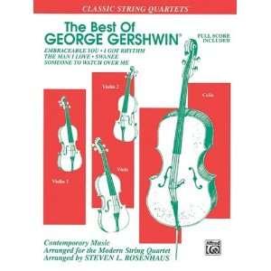 George Gershwin (Classic String Quartets) (9780769261331) Gershwin