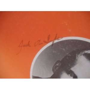 Van Impe, Dr. Jack LP Signed Autograph The Coming War With