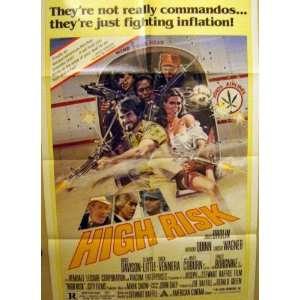 High Risk with James Brolin & Lindsay Wagner Original 27