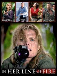 In Her Line of Fire: Mariel Hemingway, Jill Bennett, David