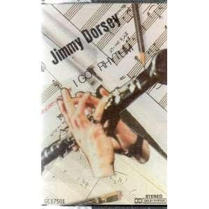 Audio Cassette JIMMY DORSEY, I Got Rhythm, GC 17501