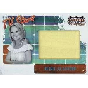 Kathie Lee Gifford 2008 Donruss Americana Card #TS KLG