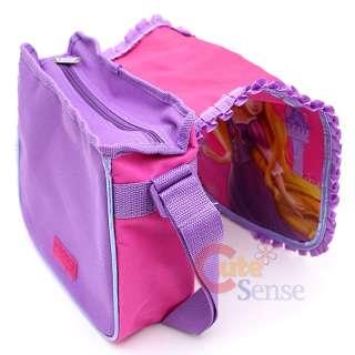Disney Princess Tangled Rapunzel School Backpack Lunch Bag 8